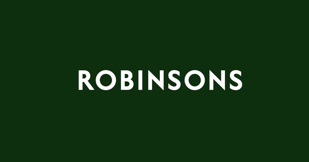 Robinsons | Brand