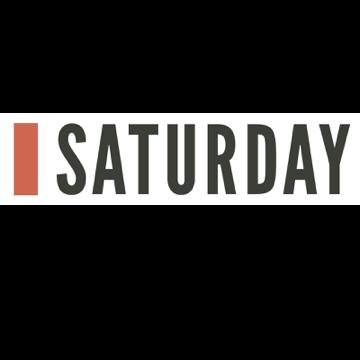 Saturday   Brand